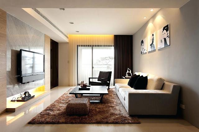 phòng khách căn hộ TNR Star Riverside Nam Sách