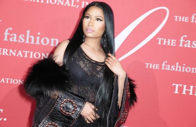 Nicki Minaj Bad Behavior