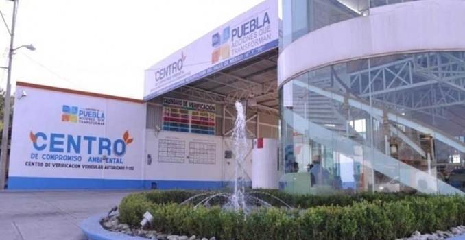 Verificación vehicular en Puebla