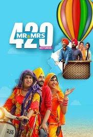 Mr And Mrs 420 Returns 2018 Punjabi HD Quality Full Movie Watch Online Free