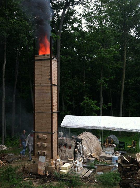 Cmu 442 Kiln Construction Jake Allee Wood Fired Chamber Kilns