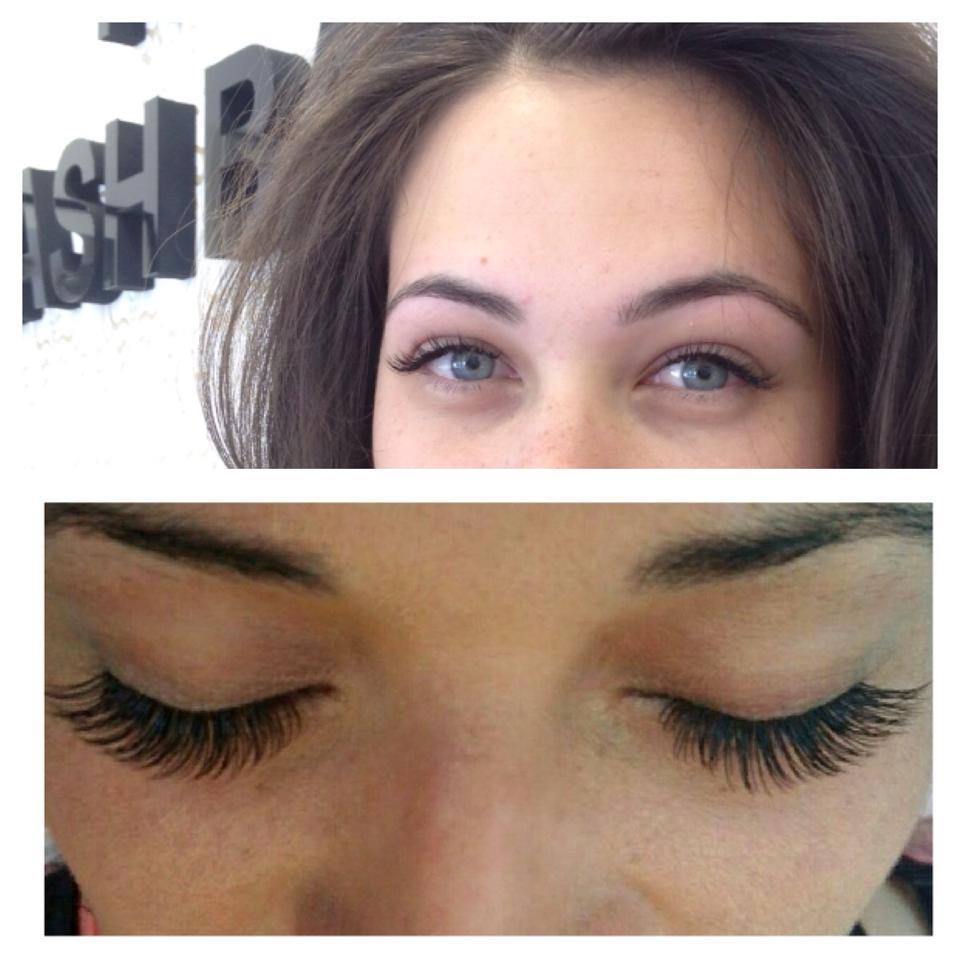 4be3981cdfe My Eyelash Extensions Experience (UPDATE) - VandaHearts