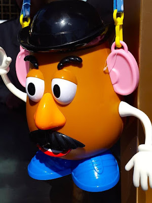 Mr Potato Head Popcorn Bucket at Tokyo Disneysea