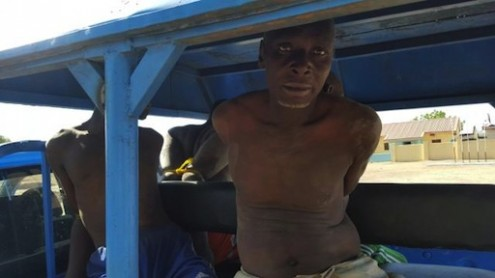 boko haram bomb supplier arrested