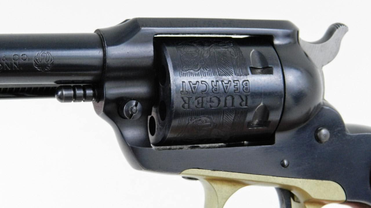 TINCANBANDIT's Gunsmithing: The Ruger Bearcat