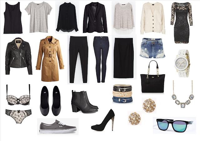 Harleen Bharj Wardrobe Essentials