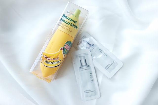 K-Style Indonesia Tony Moly Banana Hand Milk