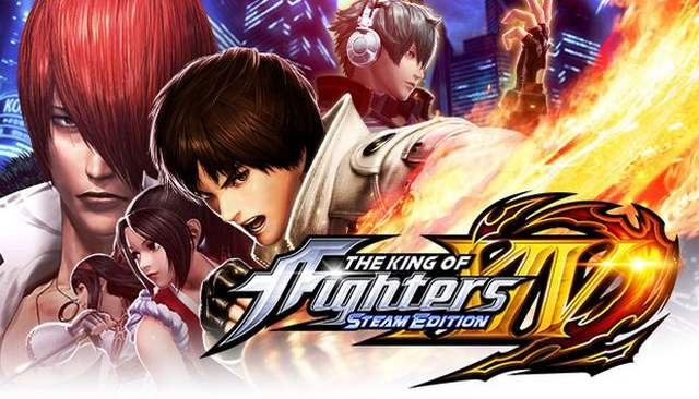 THE KING OF FIGHTERS XIV CBT-3DM