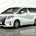 2017 Toyota Alphard Usa Review And Price