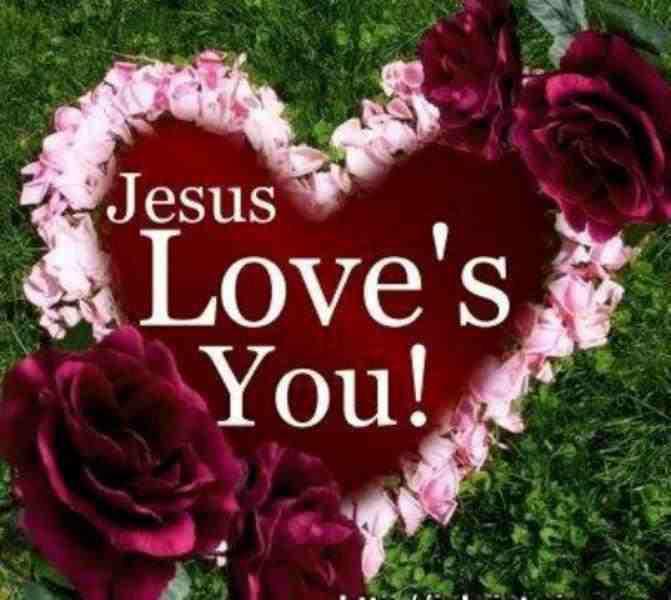 Jesus Love Quotes With Flowers. QuotesGram