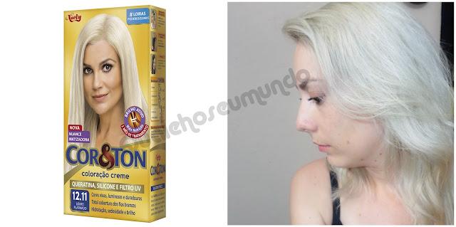 cabelo loiro