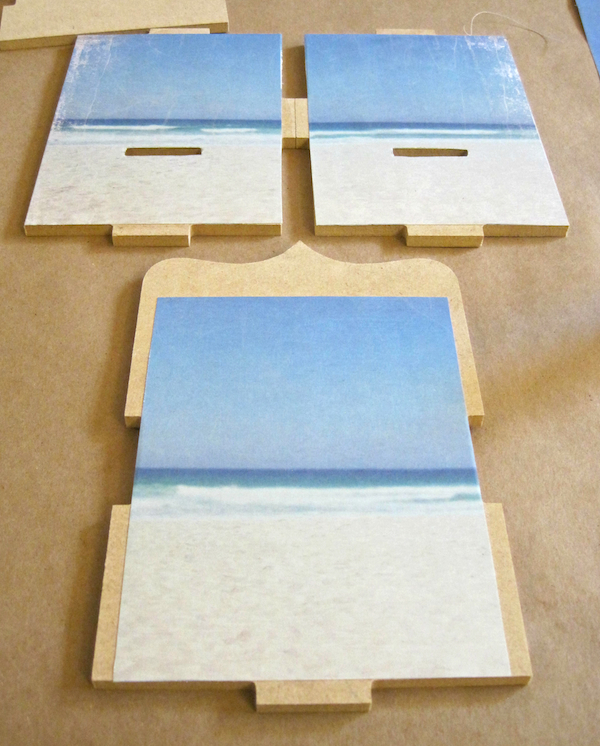 A Beach in a Box @craftsavvy @heatherthebird #craftwarehouse #kaisercraft #beach #shadowbox #diy