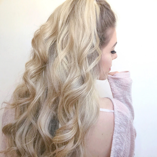 Hair Half Up | Love, Catherine