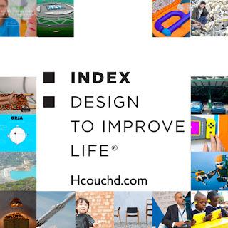 سارع بالاشتراك في مسابقة INDEX العالمية للتصميم 2019!