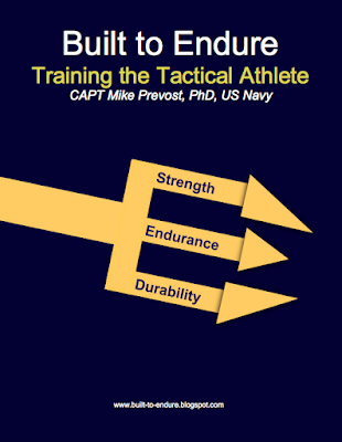 Built to Endure - Training The Tactical Athlete, Book now