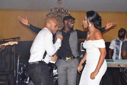 nigerians report online wedding of the year sir tony