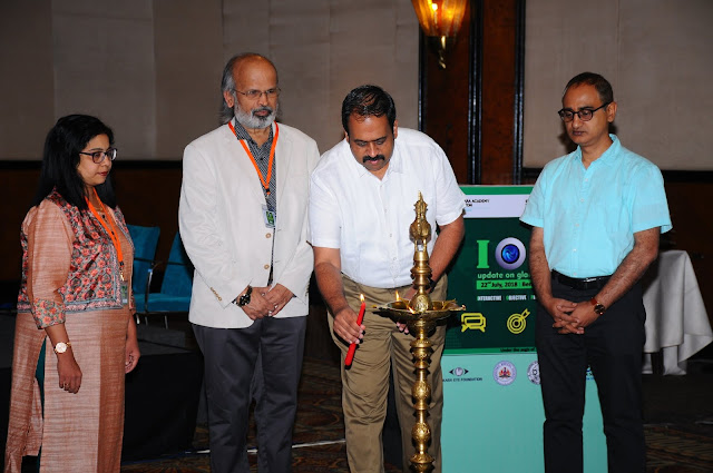 Sankara Eye Hospital organizes 'Update on Glaucoma' – a one-day Interactive, Objective and Pragmatic session