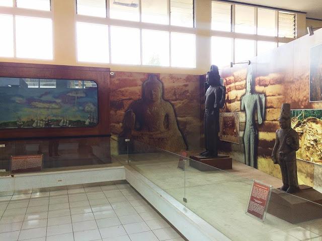 museum balaputera dewa sumatera