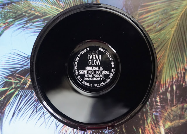 Mac Taraji Glow- mislabeled (bellanoirbeauty.com)
