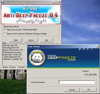 free anti deepfreeze