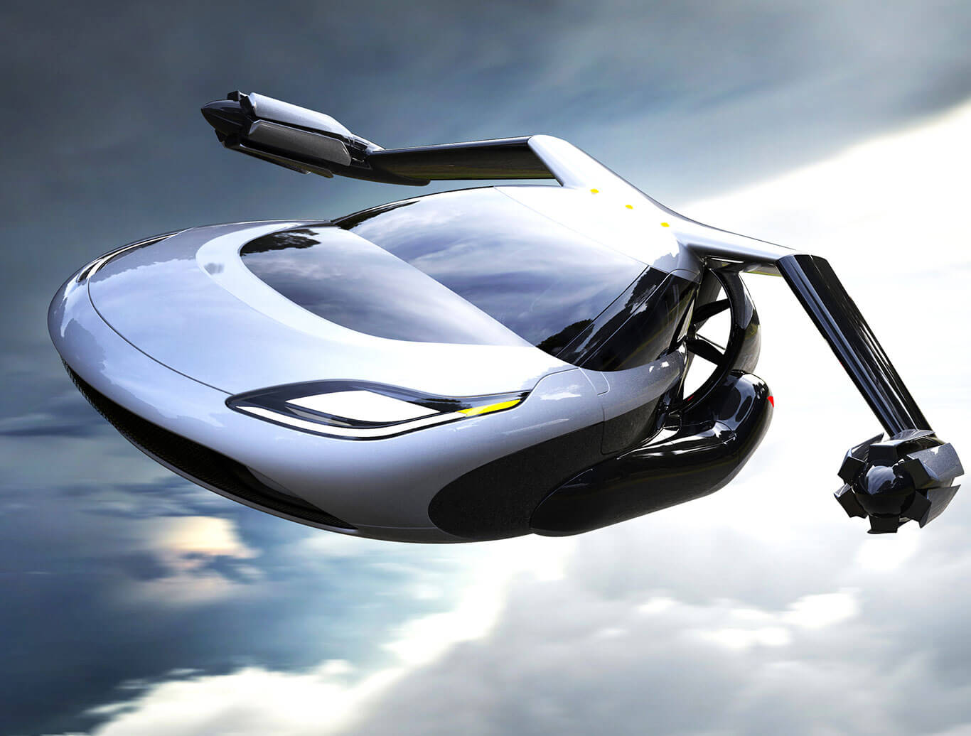 Flying Cars For Sale: Finally First Flying Car Would Be On Sale In 2019