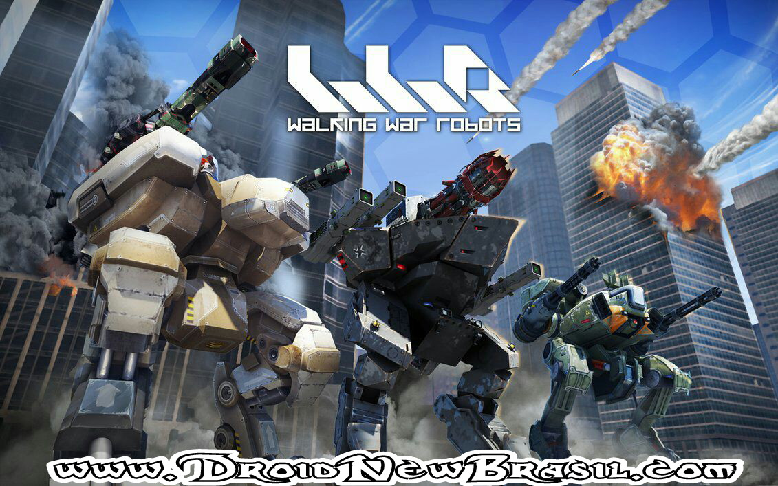 Walking War Robots v3.7.0 Apk – OBB