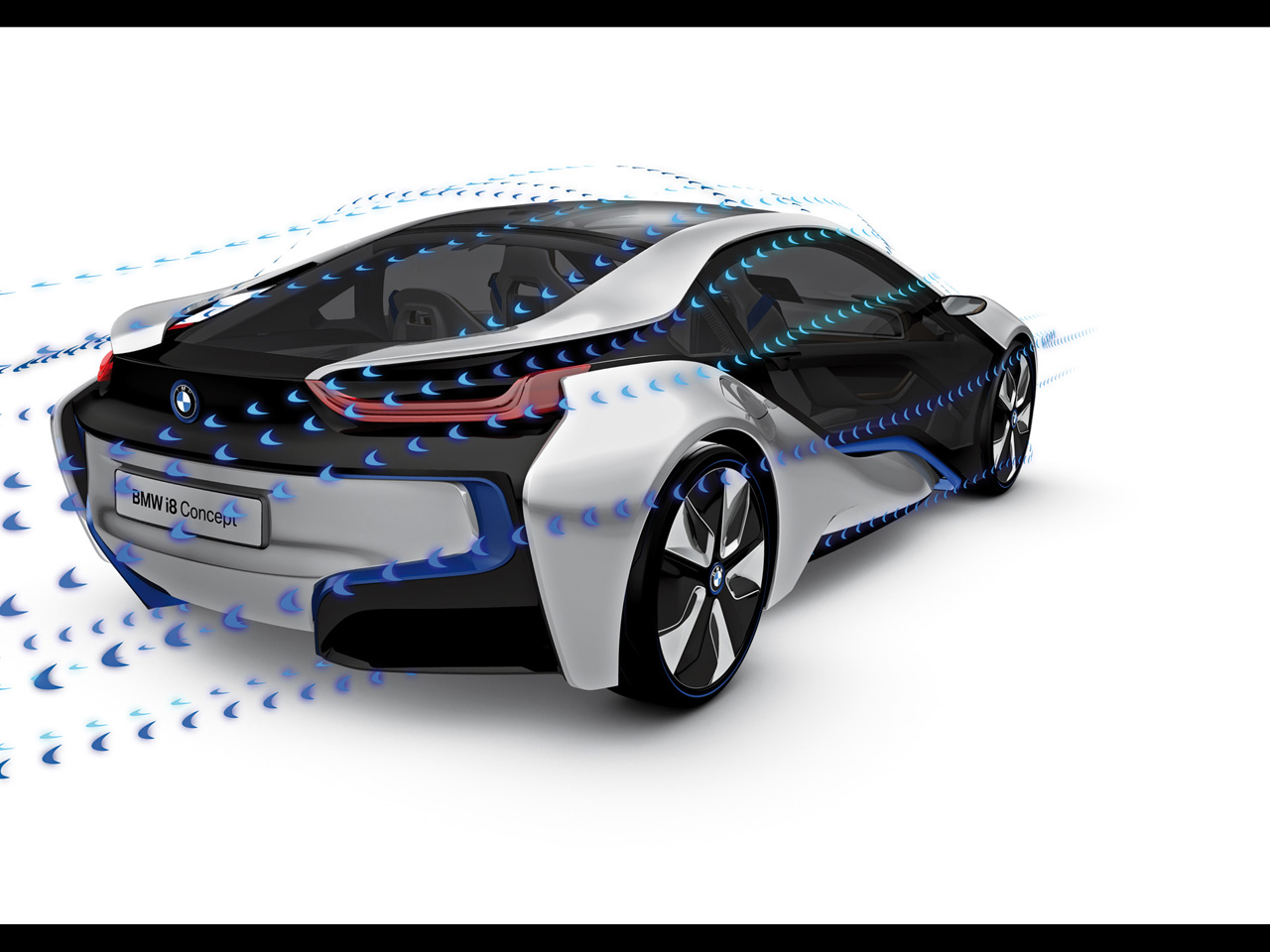 bmw i8 concept 2011 luxury and fast cars. Black Bedroom Furniture Sets. Home Design Ideas