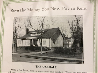 Manchester Buildings Oakdale model 1926 catalog image