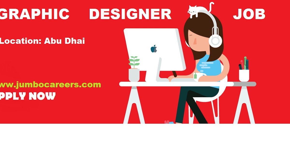 latest graphic designer jobs in abu dhabi 2018