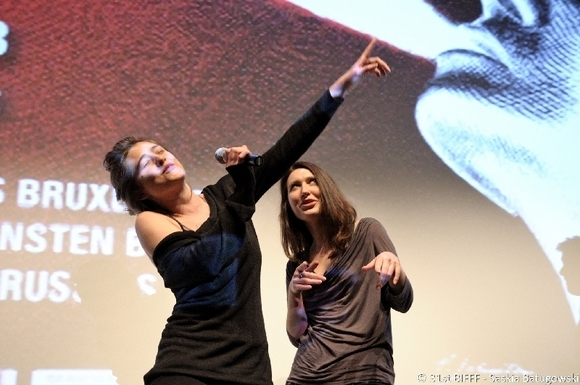 Jurgita Jutaite and Kristina Buozyte