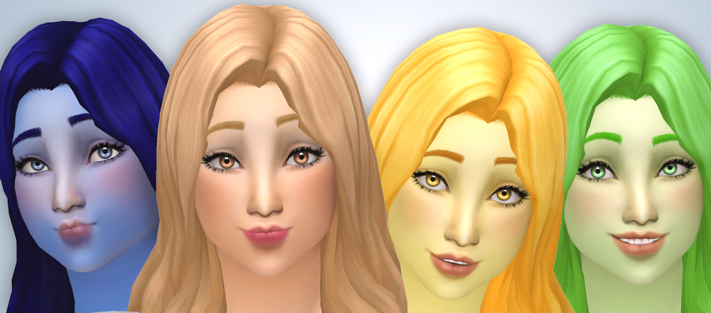 My Sims 4 Blog Glossy Replacement Eyes By Noodlescc