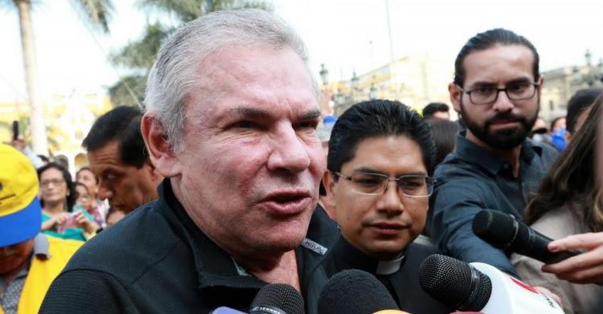 ¡HABLÓ LUIS CASTAÑEDA LOSSIO! Ex Alcalde de Lima admitió aportes de OAS a su campaña electoral del 2014