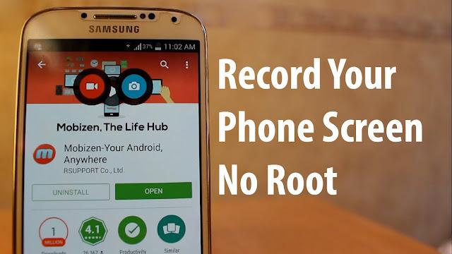Cara Gampang Merekam Layar di Hape Android Jadi Video Tanpa Ribet