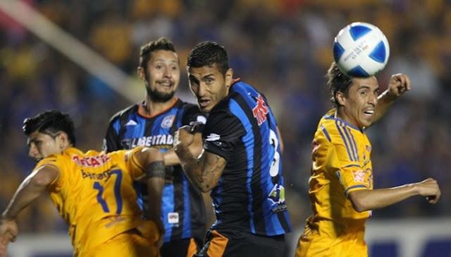 Ver partido Tigres vs Queretaro en vivo