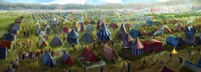 Il campeggio (Momento 1)