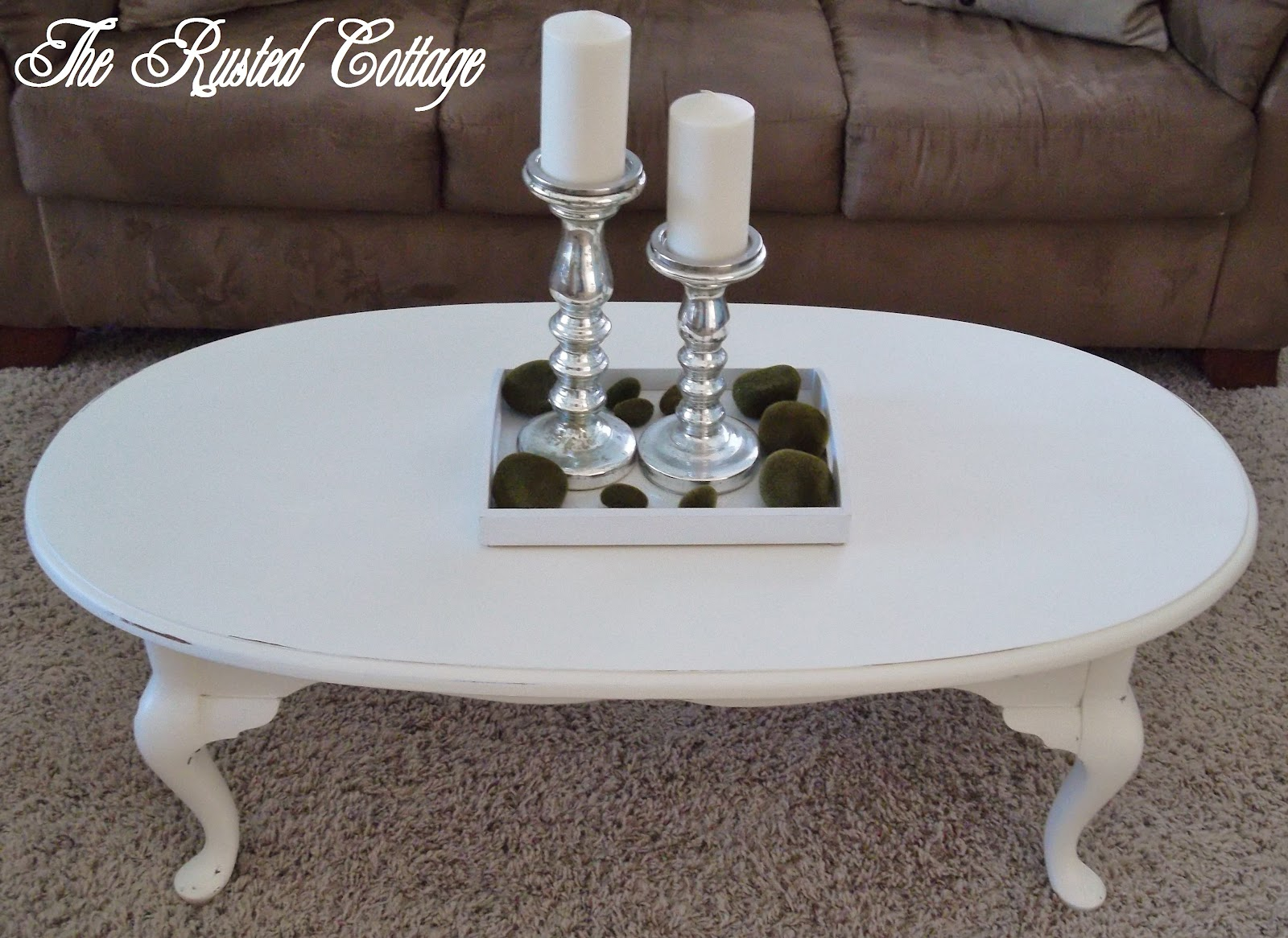 The Life Of A Grow Chalk Paint Coffee Table