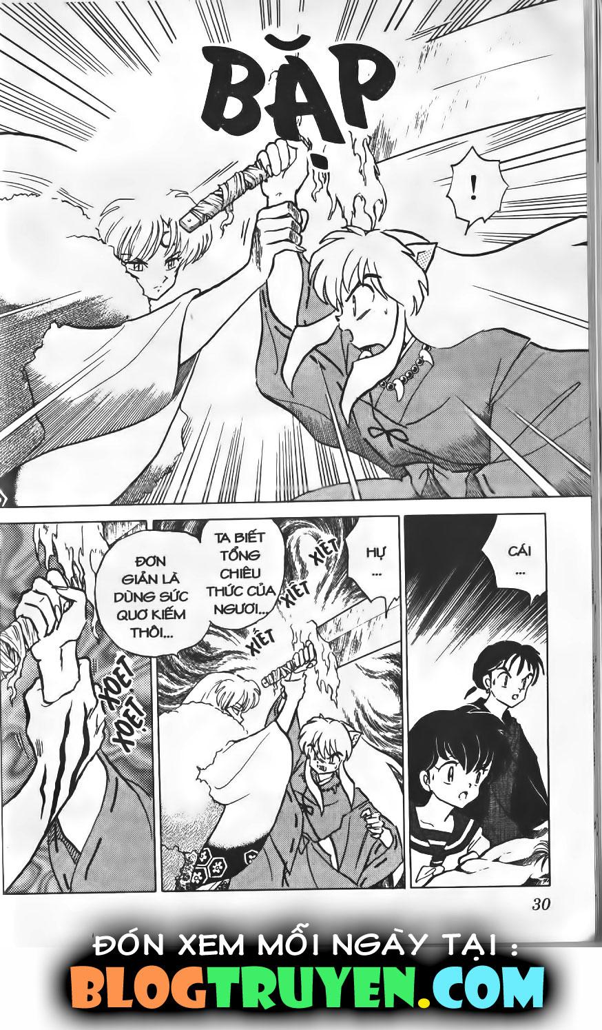 Inuyasha vol 07.2 trang 8