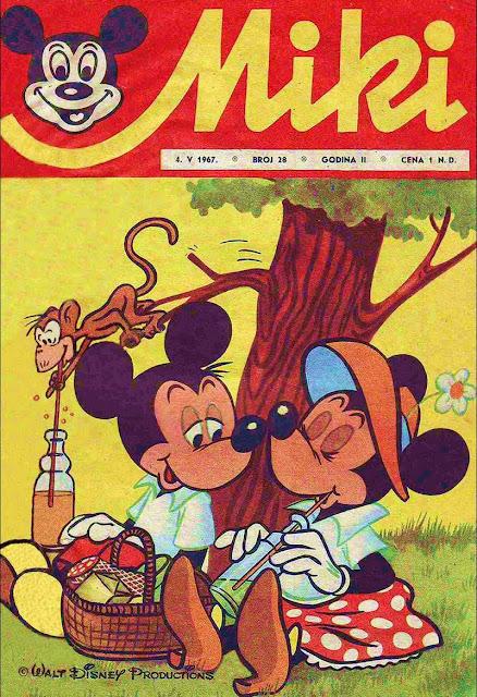 Miki 28 - Miki Maus