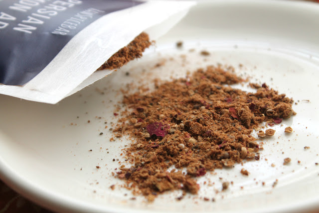 Baked Sweet Advieh Ribs Recipe {Rawspicebar Persian Cinnamon Advieh Spice Review} persian spice for rice, persian spice mix recipe, where to buy advieh,  list of persian spices, advieh pork, recipes using advieh, advieh rice recipe, raw spice bar review, raw spice bar recipes, raw spice bar blog, raw spice bar shop, culinary subscription box, chef tools subscription box, monthly baking box, monthly cooking club, cooking subscription services, cooking subscription box reviews, a kitchen box review, monthly cookbook subscription, spices subscription box, raw spice bar recipes