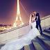 Check out Adrienne Bailon's stunning wedding dress