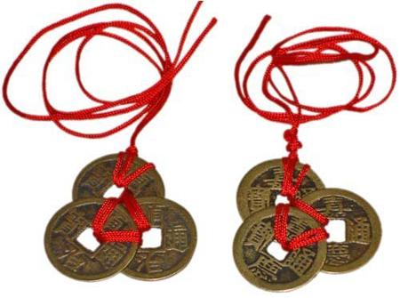 Đồng tiền xu Phong Thủy