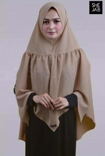 Khimar Syar'i Valerie