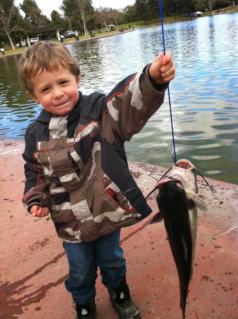 El Dorado Park Fishing Derby