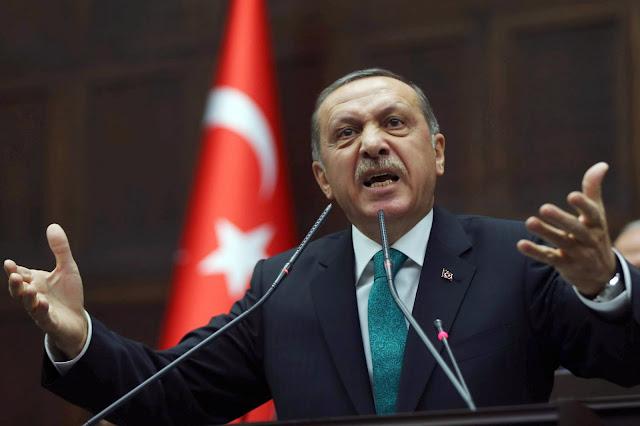 Η Ασιατική πονηριά του Ταγίπ Ερντογάν με τους Κούρδους
