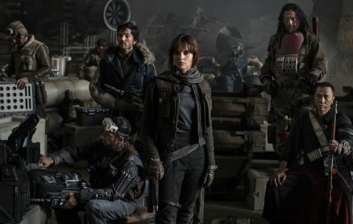 Rogue One A Star Wars Story 13 Film Terbaru 2016 yang Akan Tayang