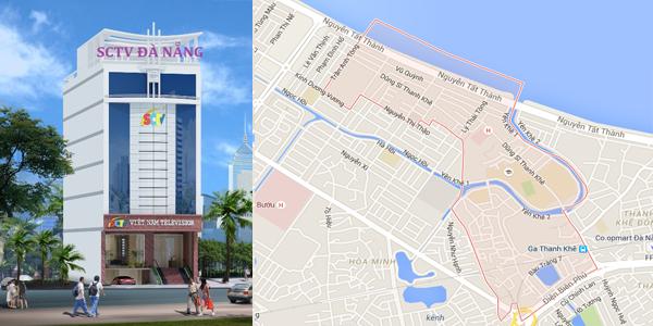 Truyền hình cáp SCTV phường Thanh Khê Tây, quận Thanh Khê, Đà Nẵng