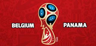 Belgium vs Panama Live Match