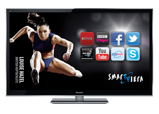Panasonic TX-P50VT50B Smart TV