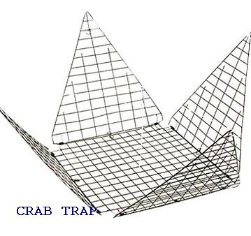 How to build a crab trap : How to
