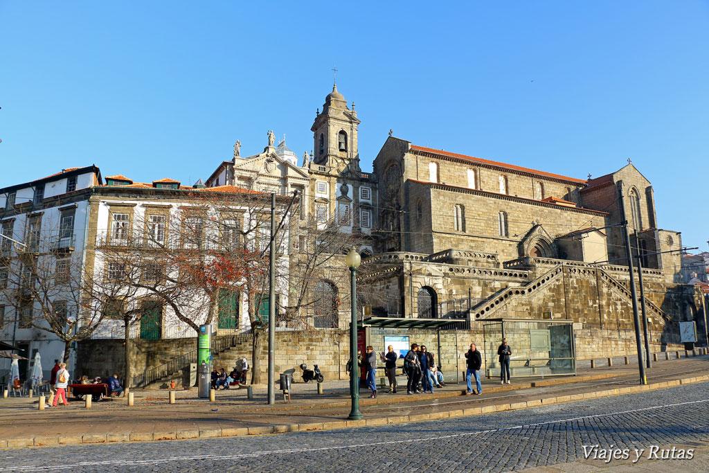 Iglesia de San Francisco, Oporto